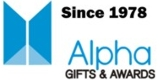 Alpha Gifts and Trophies News Logo
