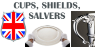 Cup, Shields, Salvers