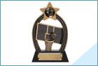Trophies for Basketball