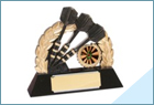 Trophies for Darts