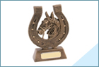 Trophies for Horse and Hound