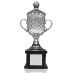 Crystal Challenge Cup (with Lid)