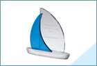 Trophies for Sailing